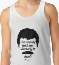 Somebody To Love Tank Top