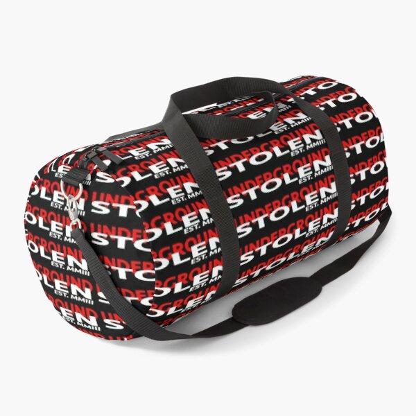 STOLEN UNDERGROUND CLASSIC LOGO Duffle Bag