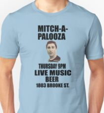 Old School - Mitch A Palooza  Unisex T-Shirt