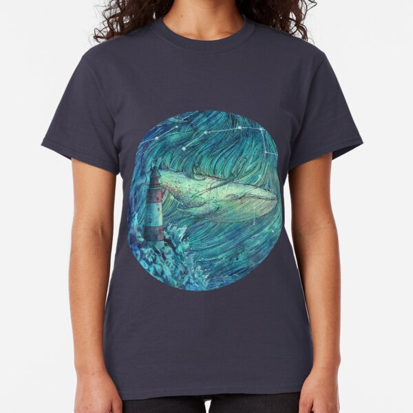 Moonlit Sea Classic T-Shirt
