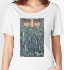 Old man Ocean Women's Relaxed Fit T-Shirt
