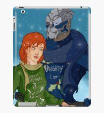 Shakarian Holiday iPad Case/Skin