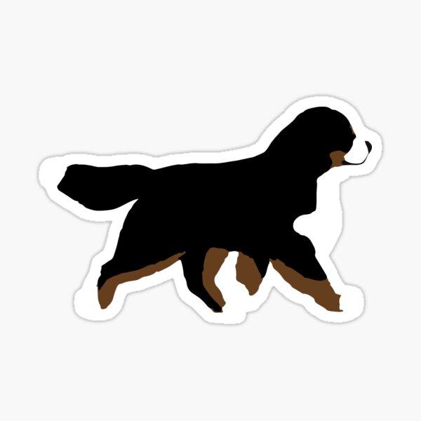 Bernese  Sticker