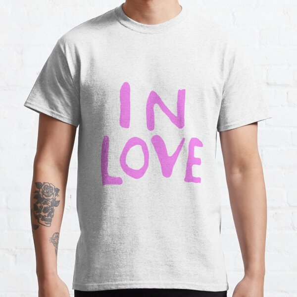 IN LOVE Camiseta clásica