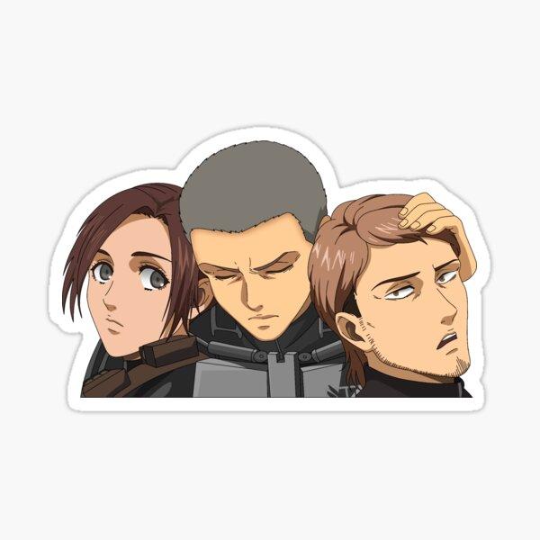 Sasha, Connie & Jean Sticker