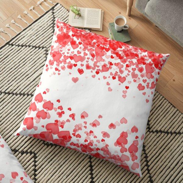 Work Heart-shaped material Floor Pillow