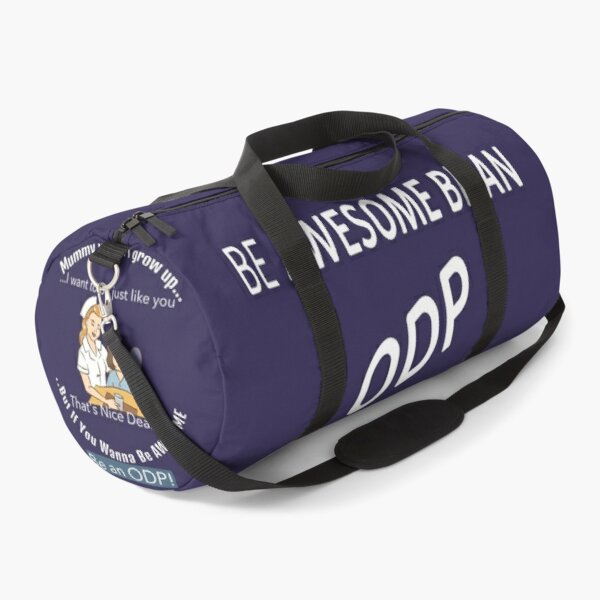 Be Awesome - Be An ODP Duffle Bag