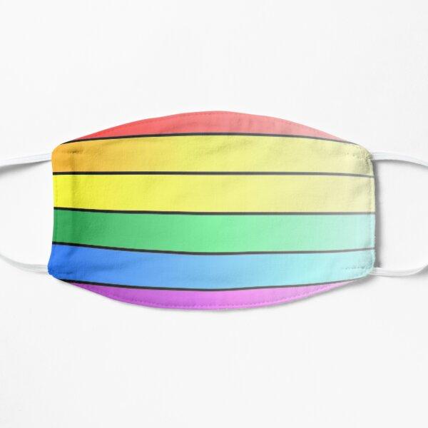 LGBT GAY PRIDE Flage Flat Mask