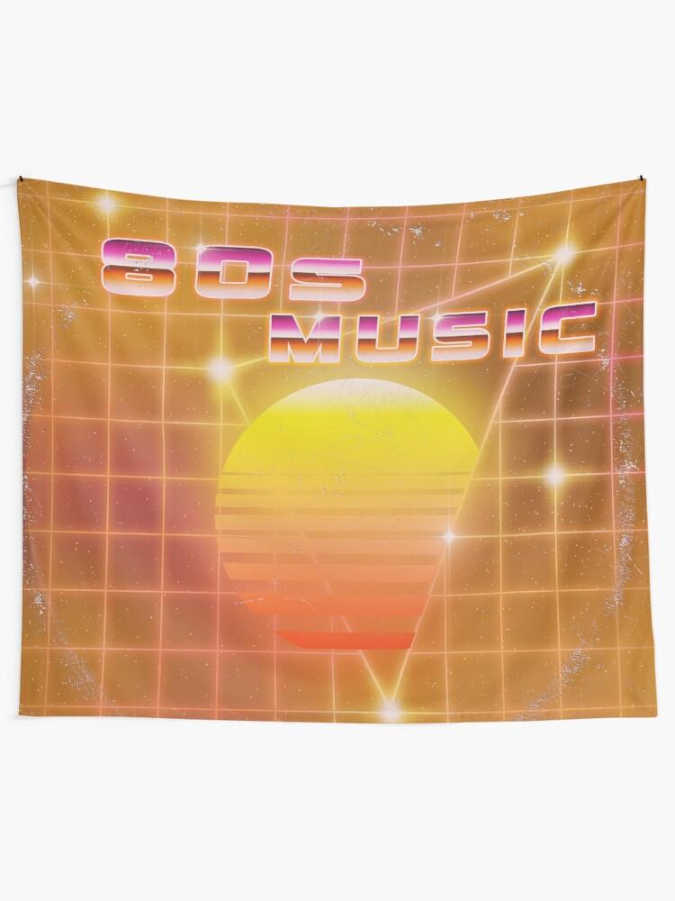 Alternate view of 80s music vinyl disk album Tapestry