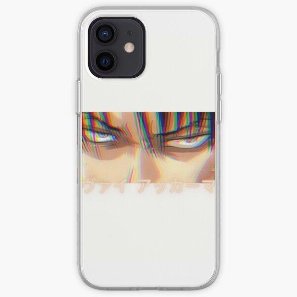 Livai Ackerman Coque souple iPhone