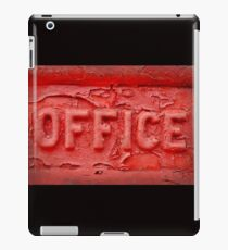 Office iPad Case/Skin