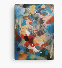 Drop in the Ocean Print - From Drop in the Ocean Painting by Jenny Meehan Canvas Print