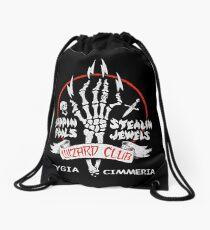 WIZARD CLUB Drawstring Bag
