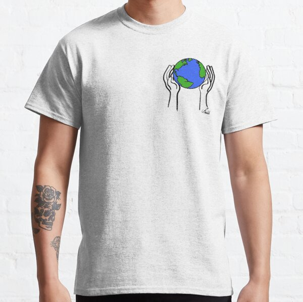 PROTECT EARTH Camiseta clásica