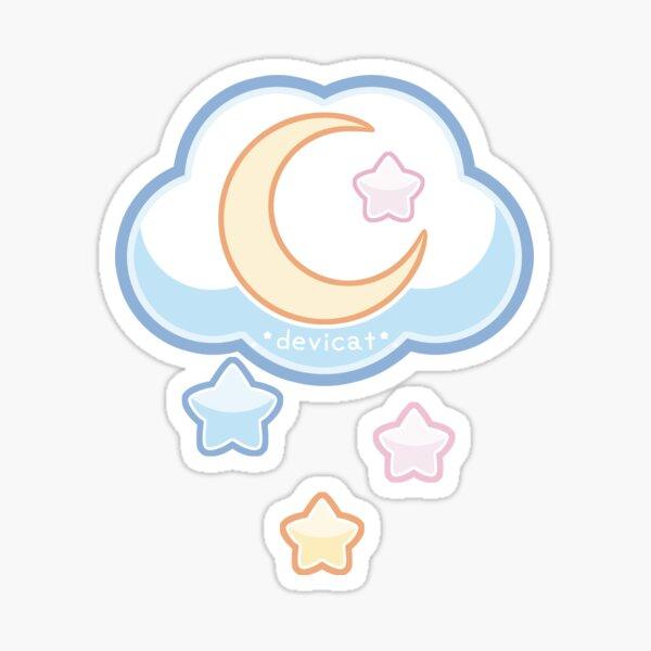 Morning Cloud - 2021 Sticker