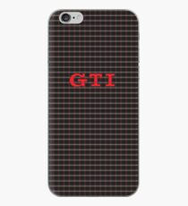 GTI iPhone Case