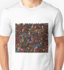 Psychedelic Cartoon T-Shirt