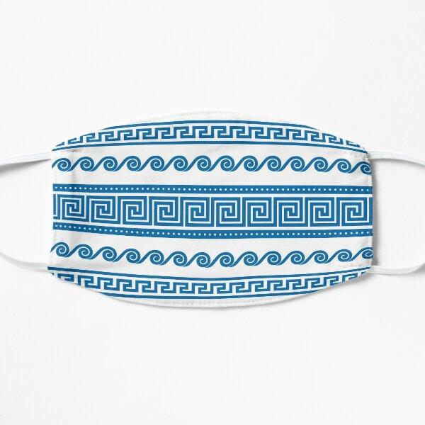 Ancient Greek Shapes Flat Mask