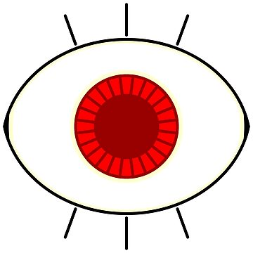 All-Seething Eye by Cryptidbits1980