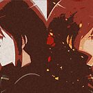 Crimson Anxiety by MyQ7
