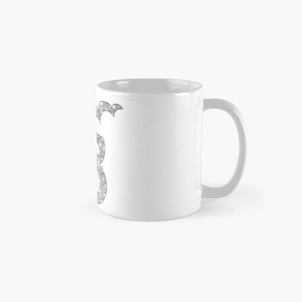 Ik Onkaar Mandala V3 | Black & White Classic Mug