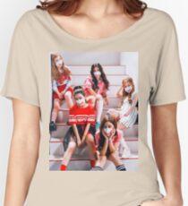 Red Velvet! Dumb Dumb era. Women's Relaxed Fit T-Shirt