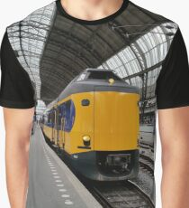 Dutch ICM Koploper intercity train Graphic T-Shirt