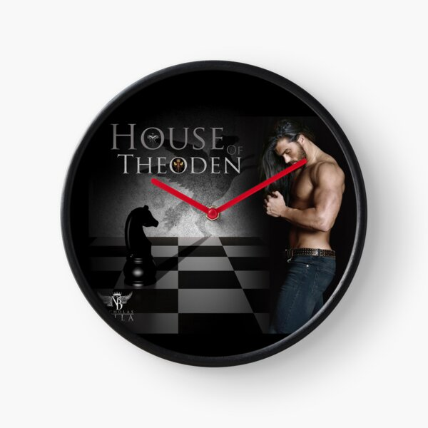 Theoden Collection Clock