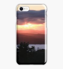 Sunset over North Donegal iPhone Case/Skin