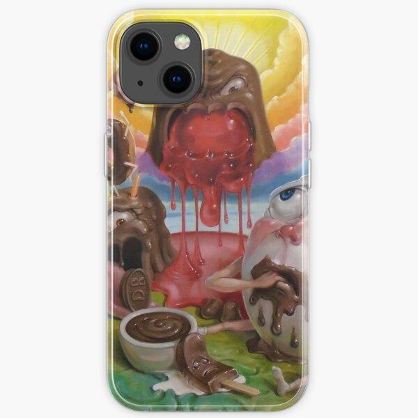 Vengeful Wrath of the Chocolate Gods iPhone Soft Case