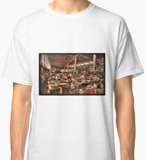 The Indoor Market at Guinea Conakry Classic T-Shirt