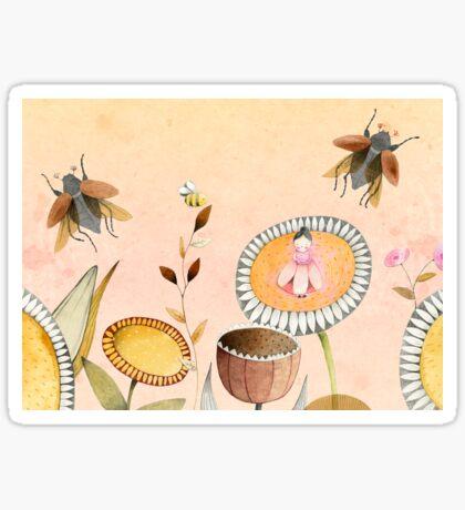 Thumbelina IV Sticker