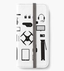 Essential Filmmaking Tools iPhone Wallet/Case/Skin