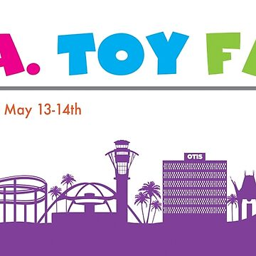 LA Toy Fair Banner by mollykpw11