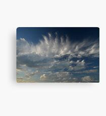 CLOUDS 99 Canvas Print