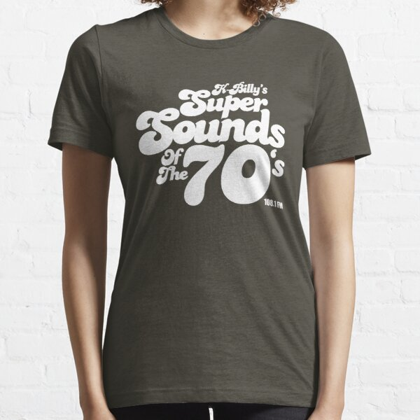 Reservoir Dogs K-Billy's Super Sounds Of The Seventies T-shirt Essential T-Shirt