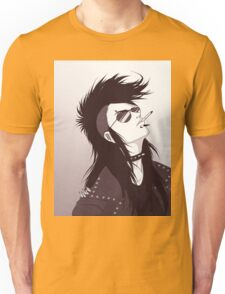 Rebel With A Pair Of Shades Unisex T-Shirt