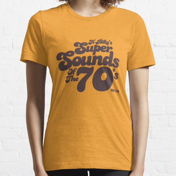 Reservoir Dogs K-Billy's Super Sounds Of The Seventies BrownT-shirt Essential T-Shirt
