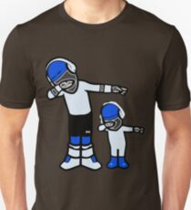 Let's DAB with CAM NEWTON Unisex T-Shirt