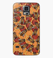 Honeycomb Beehive Case/Skin for Samsung Galaxy