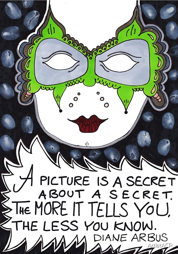 A Picture Is A Secret by ArtistACP