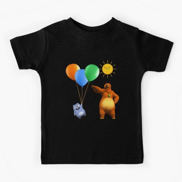 Grizzy und Lemminge lustig Kinder T-Shirt