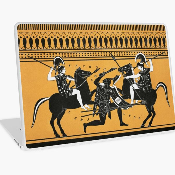 Did the Amazon female warriors from Greek mythology really exist? Laptop Skin