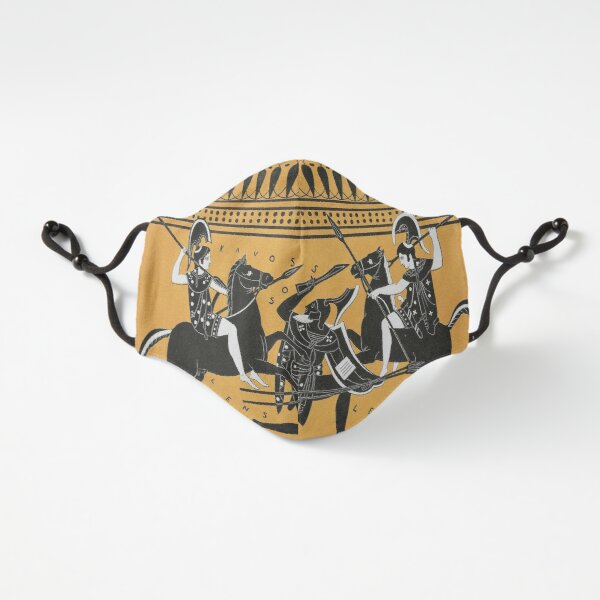 Did the Amazon female warriors from Greek mythology really exist? Fitted 3-Layer
