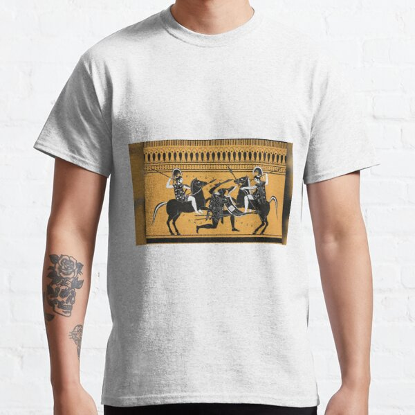 Did the Amazon female warriors from Greek mythology really exist? Classic T-Shirt