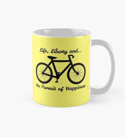 Life, Liberty and the Pursuit of Happiness Mug