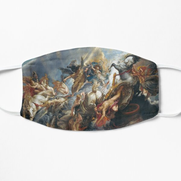 The Fall of Phaeton Peter Paul Rubens Flat Mask