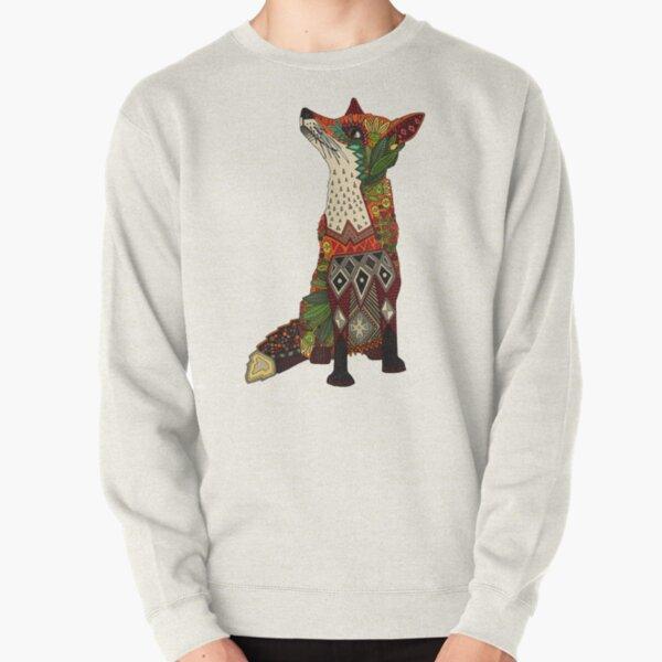 fox love Pullover Sweatshirt