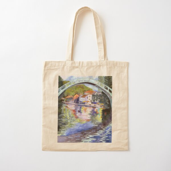 Chanaz Cotton Tote Bag