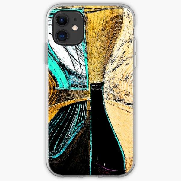 Beyond the Darkened Door iPhone Soft Case